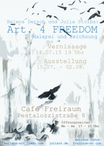Art.4 Freedom Ausstellung